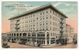 Aragon Hotel, Jacksonville, Florida - Jacksonville