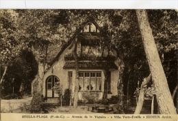 """Stella Plage Avenue De La Victoire """"Villa Verte Feuille"""" - Other Municipalities"""