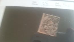 LOT 259383 TIMBRE DE COLONIE GUYANE OBLITERE N�23 VALEUR 40 EUROS DEPART A 1€