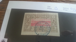 LOT 259407 TIMBRE DE COLONIE SOMALIS OBLITERE N�13 VALEUR 13 EUROS DEPART A 1€