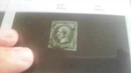 LOT 259434 TIMBRE DE FRANCE OBLITERE N�11 VALEUR 90 EUROS  DEPART A 1€