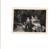 Photographie Originale Automobile Voiture - Camion RS Rochet Schneider Vers 1940 Afrique - Cars