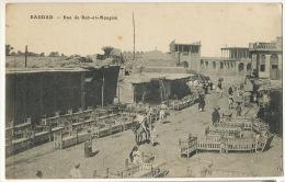 Bagdad Rue De Bab El Moazam Furniture Market Marchands De Meubles - Iraq