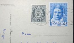 Norge, Norwegen, Noway, Norvegia, Bergen,1970, Nice Stamps - Norvegia