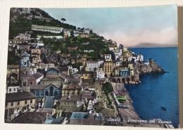 Amalfi Panorama Col Duomo - Salerno