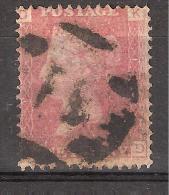 GB, Victoria, Yvert N° 26 , 1 Penny Rouge, Obl Planche / Plate 78   Obl TB, - 1840-1901 (Viktoria)