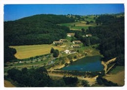 SAINT  MARTIN  En  HAUT . 69 .vue Aerienne Village Vacances .1991 - France