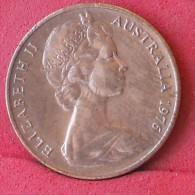 AUSTRALIA  2  CENTS  1976   KM# 63  -    (Nº11782) - Victoria