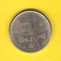 BRAZIL   1 CRUZEIRO  1979  (KM # 590) - Brazil