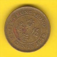 HONG KONG   50 CENTS  1979  (KM # 41) - Hong Kong