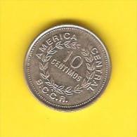 COSTA RICA   10 CENTIMOS  1979  (KM # 185.2a) - Costa Rica