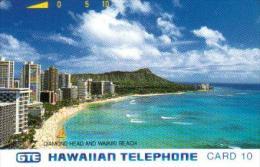 USA HAWAII 10 UNITS DIAMON HEAD AND WAIKIKI BEACH  MINT TAMURA  1990's  READ DESCRIPTION - Hawaii