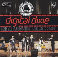 * LP *  DUTCH SWING COLLEGE BAND - DIGITAL DIXIE (Holland 1981 EX!!!) - Jazz