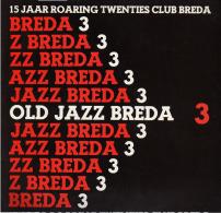 * LP *  OLD JAZZ BREDA 3 (Jazz Crooner Vol.19) (Holland 1984 EX!!!) - Jazz