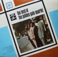 * LP *  THE BEST OF THE GOLDEN GATE QUARTET (Holland 1970 ? EX-!!!) - Soul - R&B