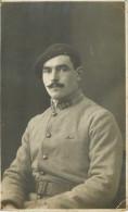 Militaria - Guerre 1914-18 - Régiments - Militaires - Carte Photo - Sur Le Col N° 104 - Allemagne - Trèves 1920- 2 Scans - Guerre 1914-18