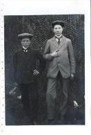 SOLDATS FRANCAIS  PRISONNIERS 1914  RETIRAGE D A PRES PLAQUE PHOTO  PRO - Krieg, Militär