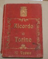 ITALIA 1930 - RACCOLTA DI 32 VEDUTE IN BIANCO E NERO DI TORINO - Italia