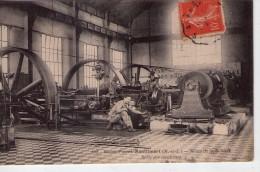 St-Pierre-Montlimart.. Animée.. Mines De La Bellière.. Mines D'Or.. Salle Des Machines.. Mines.. Carrières - Autres Communes