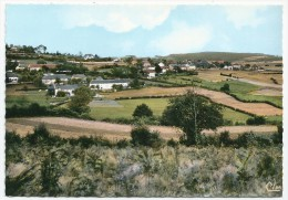 Cpsm: 71 ANOST Hameau De BUSSY (ar Autun) Vue Générale 1969  CIM  N° 16 - Andere Gemeenten