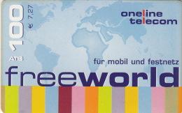 Prepaid Phonecard - Prepaid-Telefonkarten: Andere