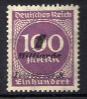 Deutsches Reich, 1923, Mi 331 ** [230515XII] - Unused Stamps