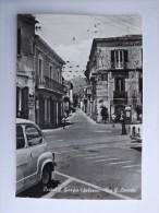 CARTOLINA Di CASTEL SAN GIORGIO SALERNO   VIAGGIATA H453 - Salerno