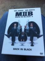 DVD - MEN IN BLACK / 2 DVD - Policiers