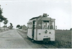 Photo (15 X 10cm) - SAUVENIERE - Dans La Campagne En Direction De Jodoigne - Trains