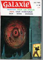 GALAXIE ANTICIPATION  N° 38 Juin 1967. (2ème Série) OPTA. Voir Sommaire. - Livres, BD, Revues