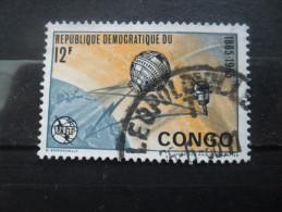 République Démocratique Du Congo N°588 SATELLITE Oblitéré