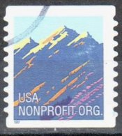 United States 1997  Mountain - Sc # 2904 B - Mi.2741 BF - Used - United States