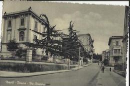 Napoli--Vomero--Via Cimarosa  Animée - Napoli