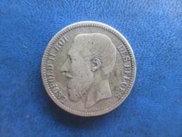 Belgie 2 Francs 1866 - 1865-1909: Leopold II