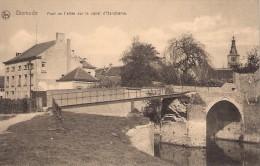 Nels Pont De L'allee Sur Le Canal D'Handzame Niet Verstuurd In Perfekte Staat - Diksmuide