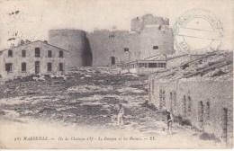 Marseille Ile Du Château D'If _ Le Donjon Et Les Ruines N° 363 - Château D'If, Frioul, Islands...