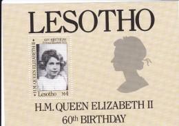 Lesotho Hb 38 - Lesotho (1966-...)