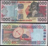 Sierra Leone P 24 C - 1000 1.000 Leones 4.8.2006 - UNC - Sierra Leone