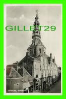 ZIERIKZEE, NETHERLAND - STADHUIS - BUREAU VAN POLITIE - TRAVEL IN 1937 - S. OCHTMAN & ZOON - - Zierikzee