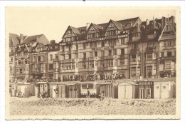 CPA - KNOKKE - KNOCKE - Zoute - Jacobs Hôtel   // - Knokke