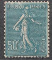 France 1937 Yvert#362 Mint Never Hinged (sans Charnieres) - 1903-60 Sower - Ligned