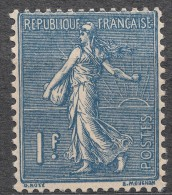 France 1924 Yvert#205 Mint Never Hinged (sans Charnieres) - 1903-60 Sower - Ligned