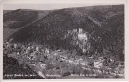 AK Kurort Baden Bei Wien - Helenental - Ruine Rauhenstein (15141) - Baden Bei Wien