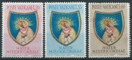 1954 VATICANO CHIUSURA DELL'ANNO MARIANO MNH **  - W237-2 - Vatican