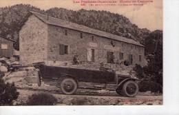 Les Bouillouses.. Animée.. Le Chalet-Refuge.. Massif Du Carlitte.. Camion - Autres Communes