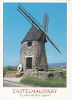 CASTELNAUDARY  Le Moulin De Cugarel - Castelnaudary