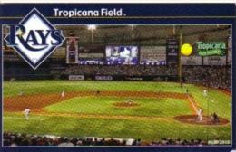 15U :Tropicana Field Stadium - Stadions