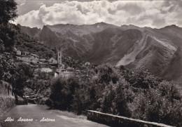 Cartolina ANTONA (Massa Carrara) - Alpi Apuane - Massa