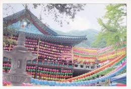 Korea - Lotus Lantern, Dosun Temple, Seoul - Corée Du Sud