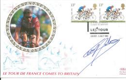 Cyclisme    1994 Dover Tour Defrance - Ciclismo